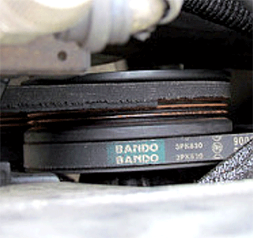 Do Your Car's Belts Need Replacing? – DAVID BELLM